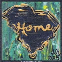Proceeds from artist's magnets donated to flood victims